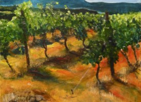 Cezanne's Mountain Provence, France _Morri