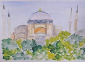 Istanbul, Joanne Berger