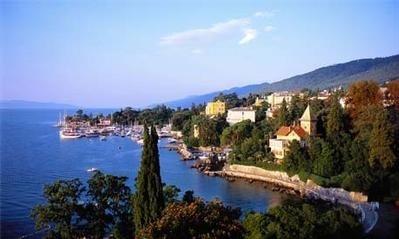 Istrian coast