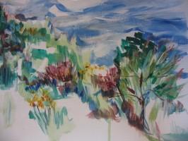 Provence, France, Allison Gillies