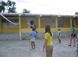 Volunteering in the Dominican Republic
