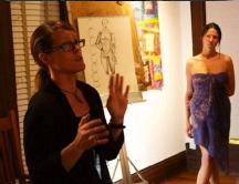 Portraits of Provence - A Figurative & Portraiture Workshop with Allison Gillies